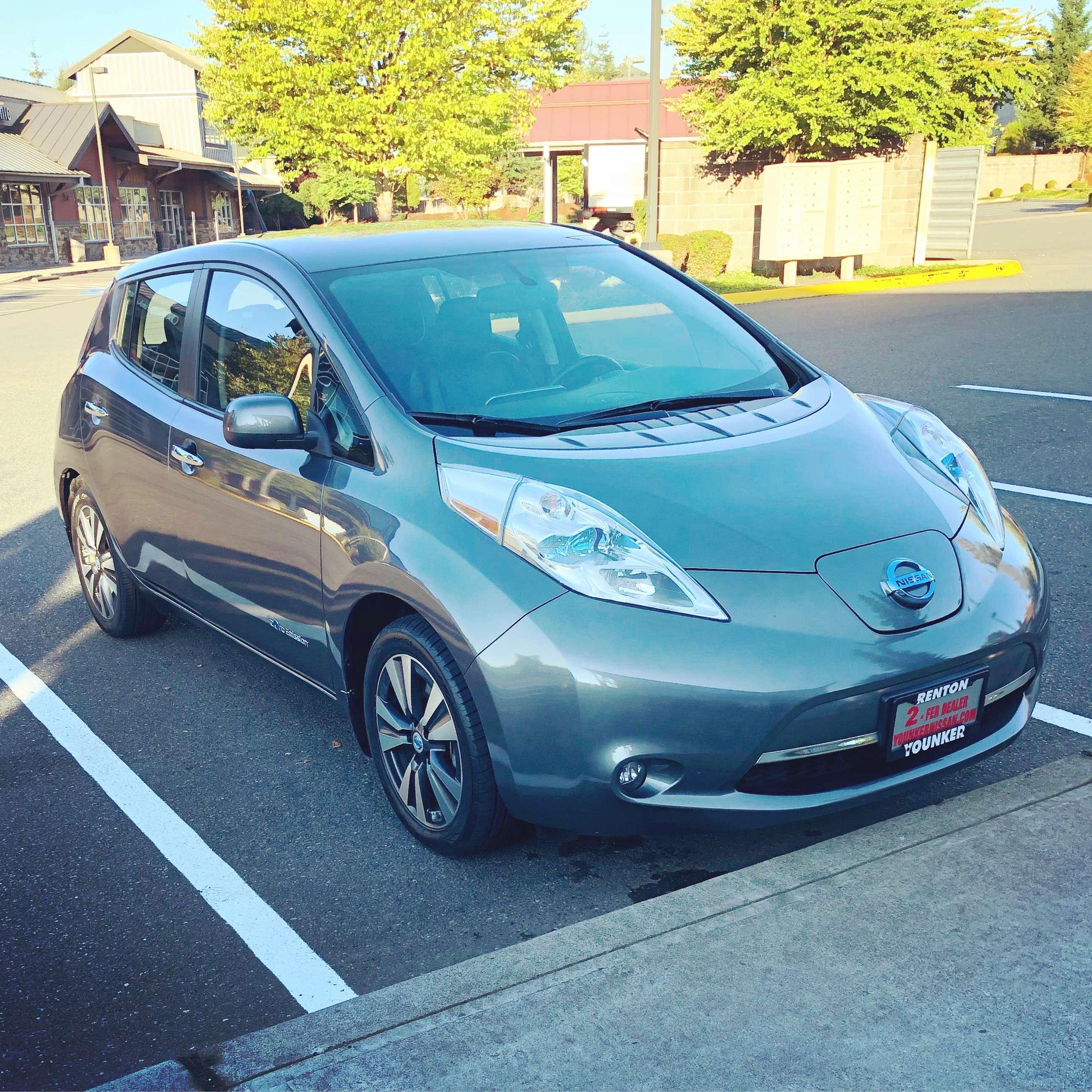Nissan Leaf Forum >> Said Goodbye To 11mpg Yesterday My Nissan Leaf Forum