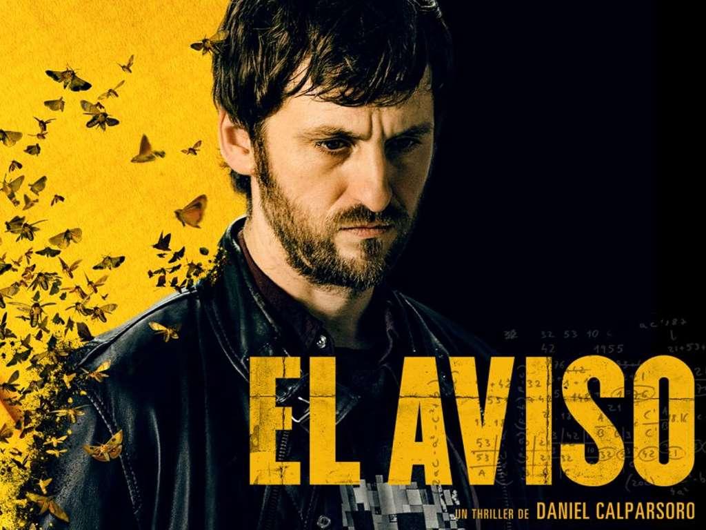 Το μυστικό της πεταλούδας (El aviso) Poster Πόστερ Wallpaper