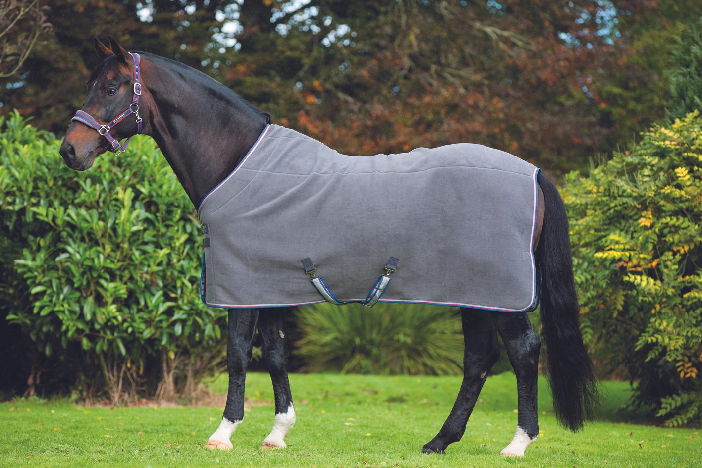 Horseware Horseware Horseware Ireland Rambo Deluxe Fleece Stable Sheet Double Bonded Anti-Piling 49c4cd