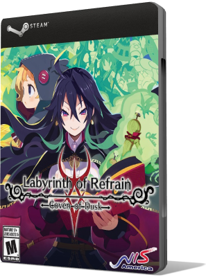 [PC] Labyrinth of Refrain: Coven of Dusk (2018) - ENG