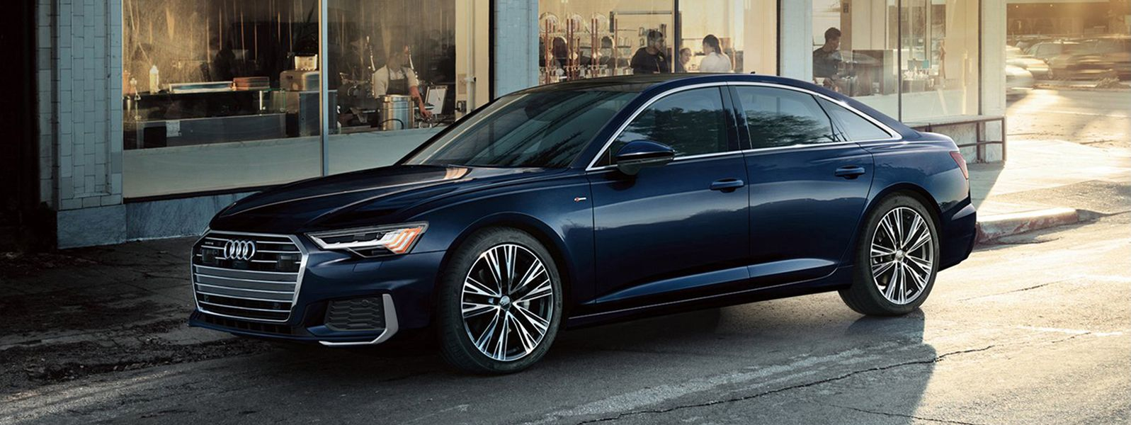 Audi A6 Vs Bmw 5 Series Vs Mercedes Benz E Class