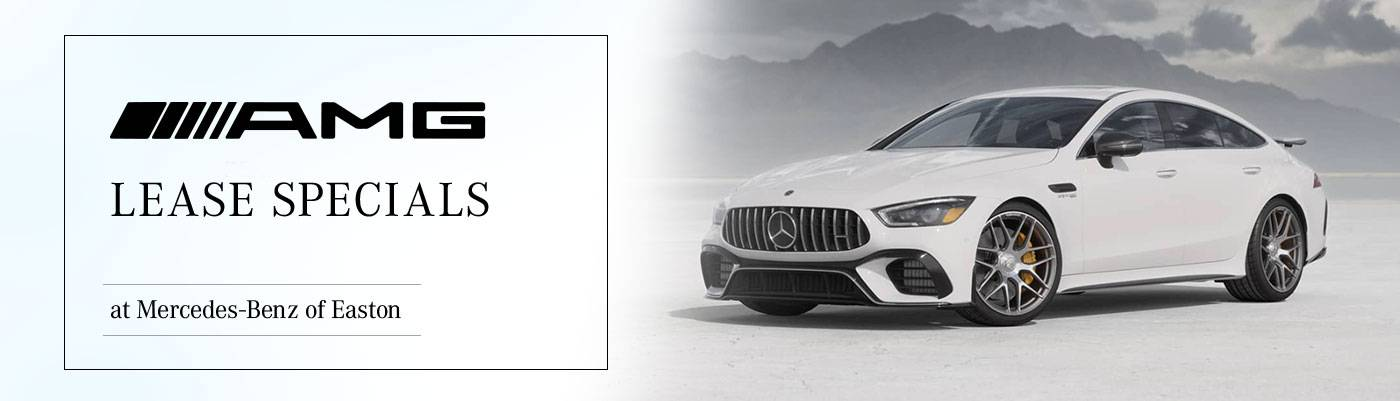 Mercedes-Benz AMG Lease Offers in Easton Columbus, Ohio