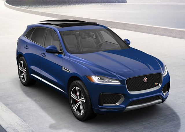 2019 F-PACE S AWD Lease Deal in Louisville Kentucky
