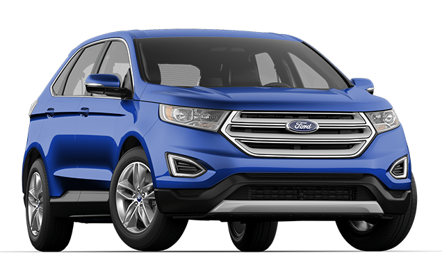 Ford Edge SEL AWD Lease Deal
