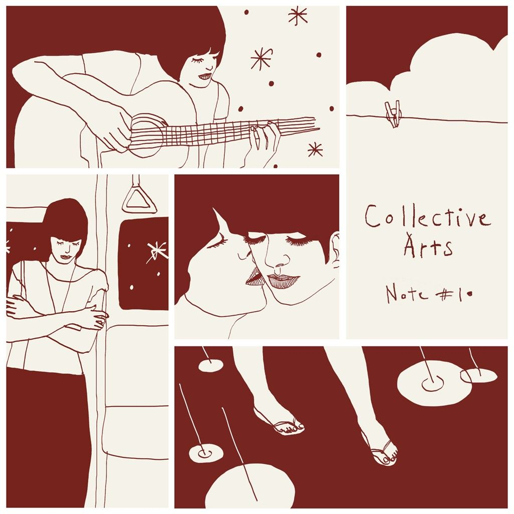 Download [Mini Album] Collective Arts – Note#10 (MP3)