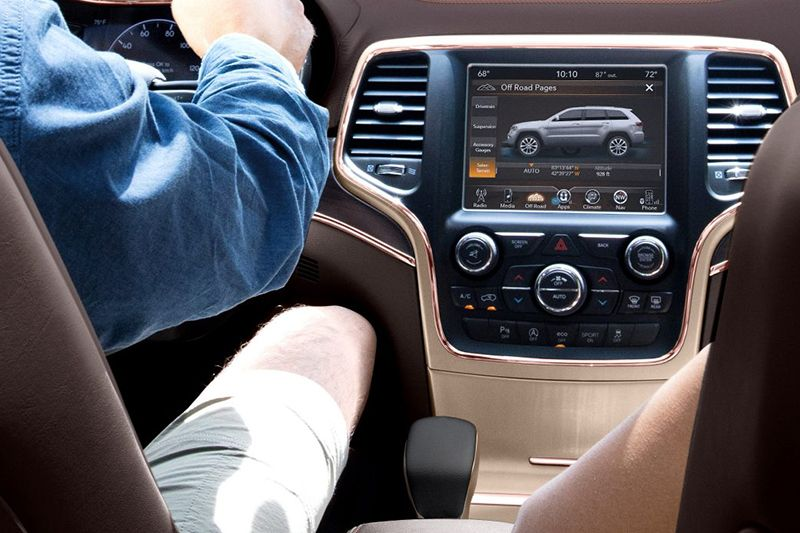 Jeep Grand Cherokee Model Review in Sandusky, OH