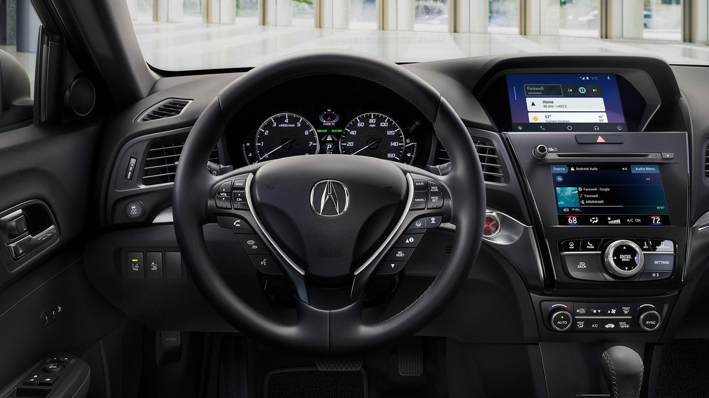 2021 Acura ILX Technology