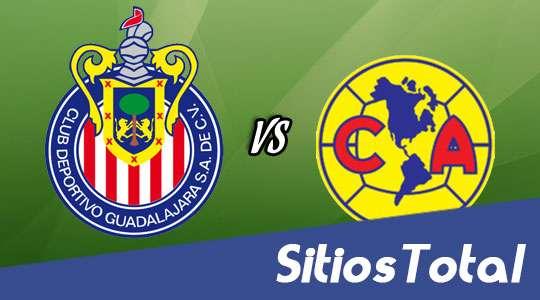 Ver Chivas vs America en Vivo – Cuartos de Final Ida Clausura 2016 – Jueves 12 de Mayo del 2016