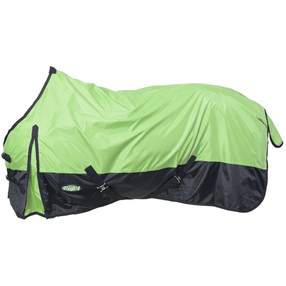 Tough-1 420D Waterproof Turnout Sheet with Cross Surcingle Fill No Fill Surcingle 485709