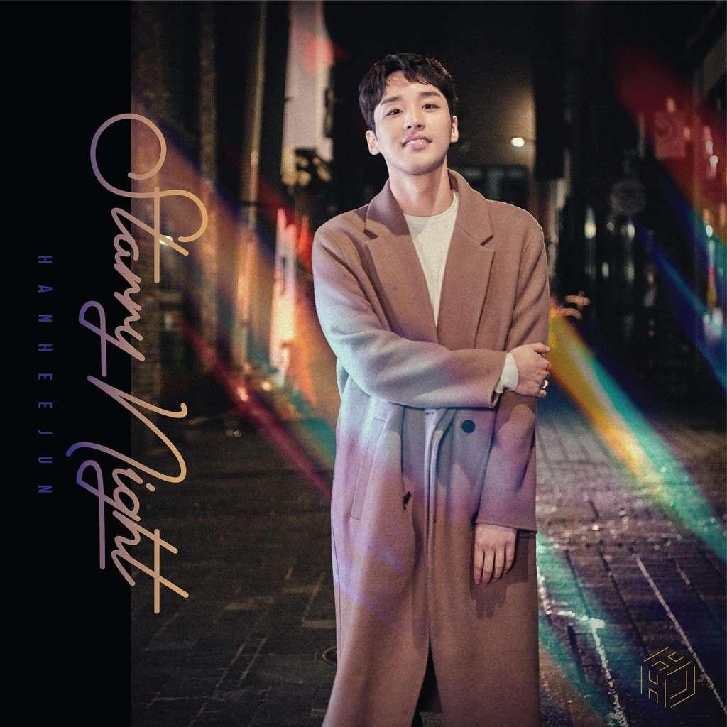 Download [Single] Han Heejun – STARRY NIGHT (MP3)
