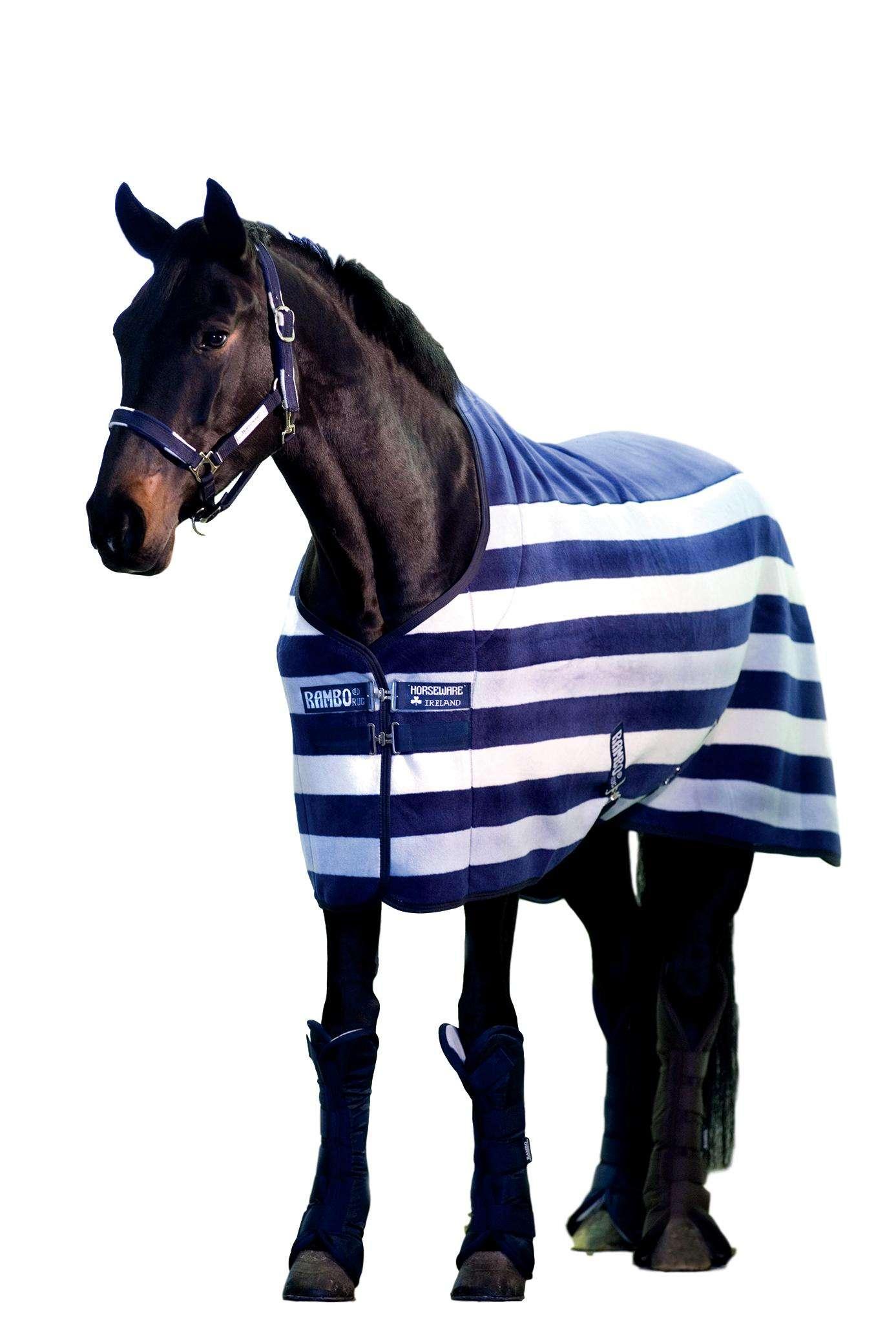 1c027457d8 Horseware Ireland Rambo Deluxe Fleece Stable Sheet Double Bonded ...