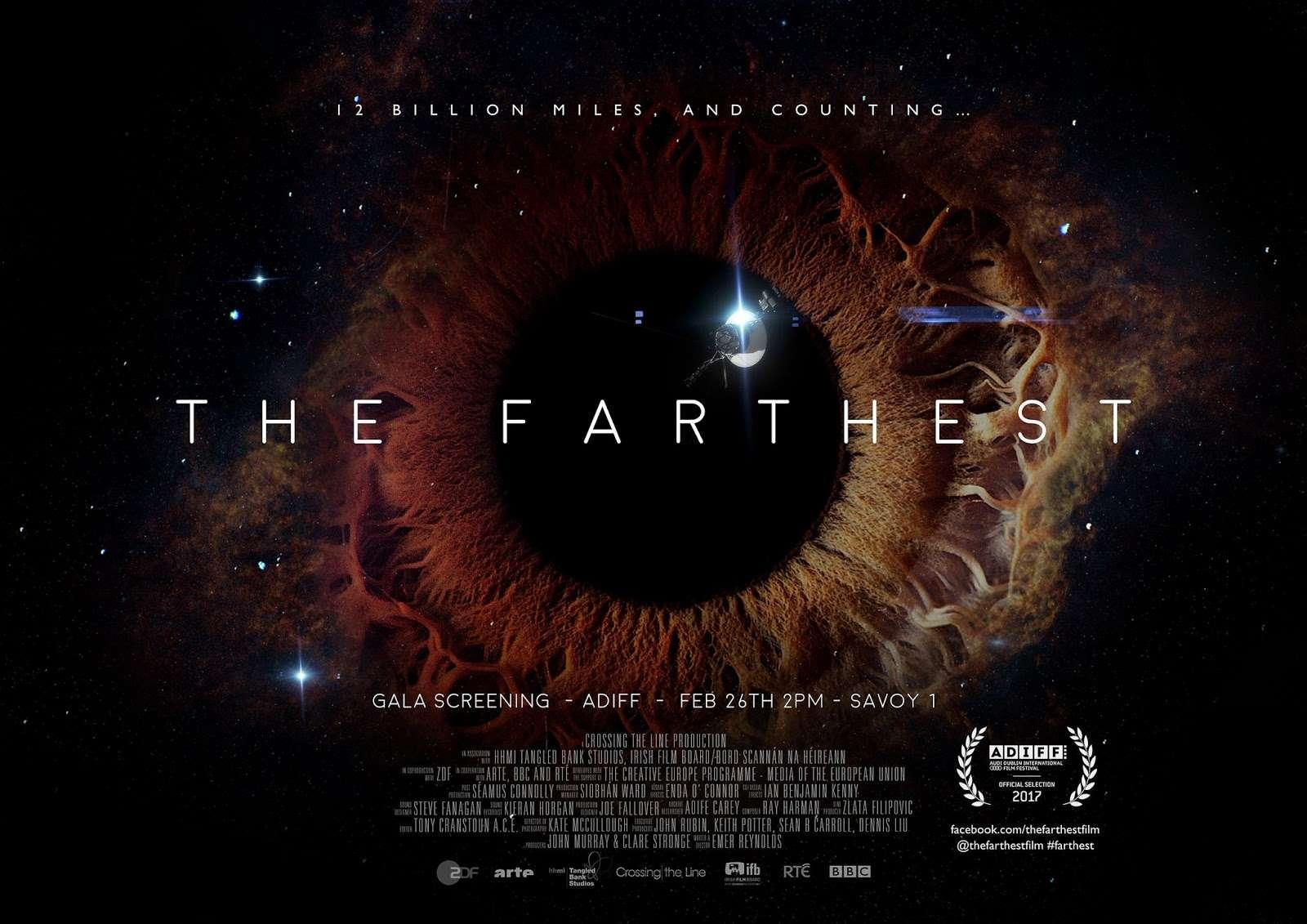 Το Απώτατο Σημείο της Ανθρωπότητας (The Farthest) Quad Poster Πόστερ