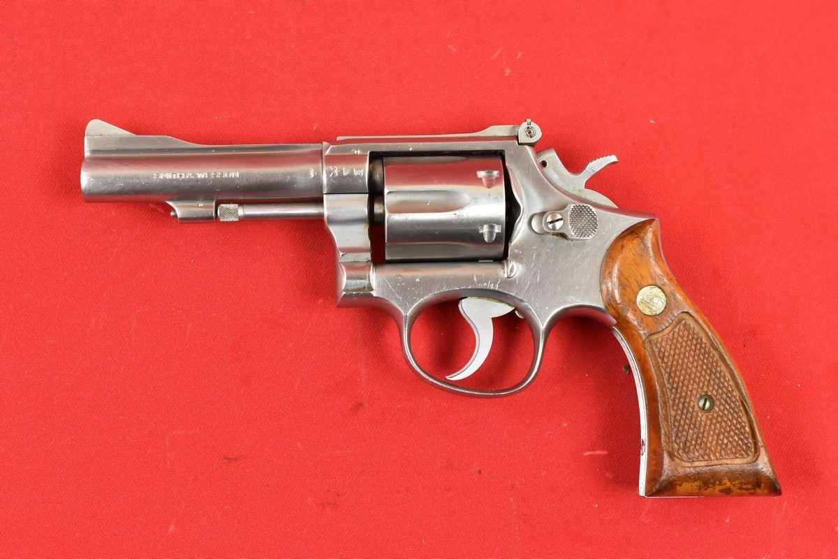 SMITH & WESSON M67