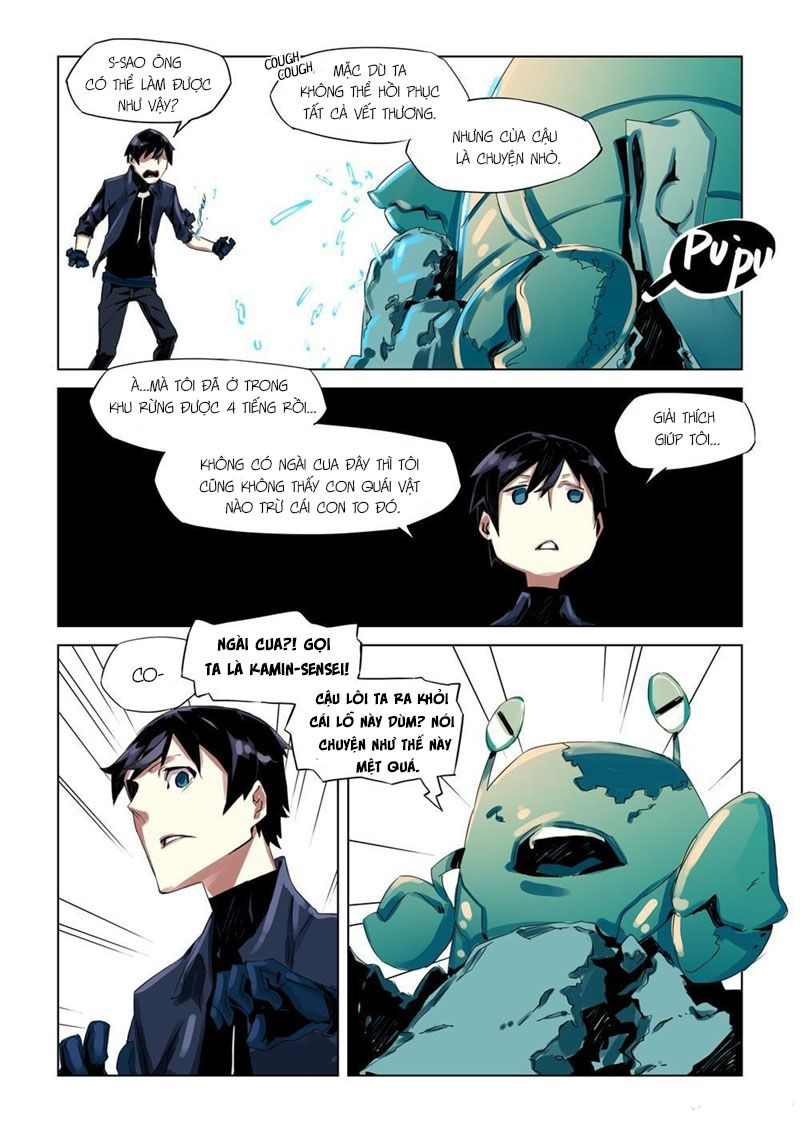 After Transformation, Mine and ...  Chap 003 - Truyenmoi.xyz