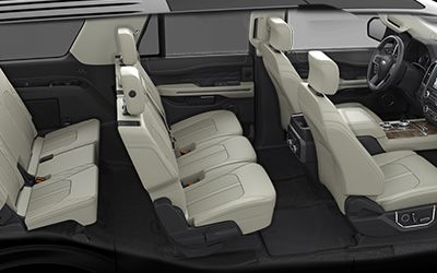 Ford Expedition Interior 01