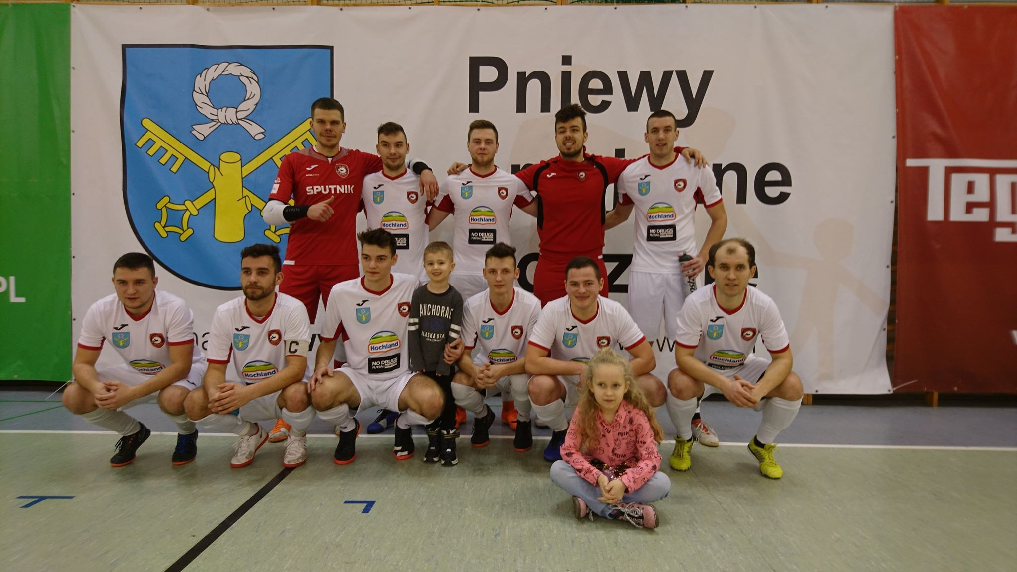 RED DRAGONS PNIEWY – WNS MALWEE ŁÓDŹ 5-1 (2-0)