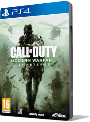 [PS4] Call of Duty: Modern Warfare Remastered (2017) - FULL ITA