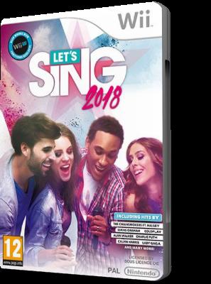 [WII] Let's Sing 2018 (2017) - SUB ITA