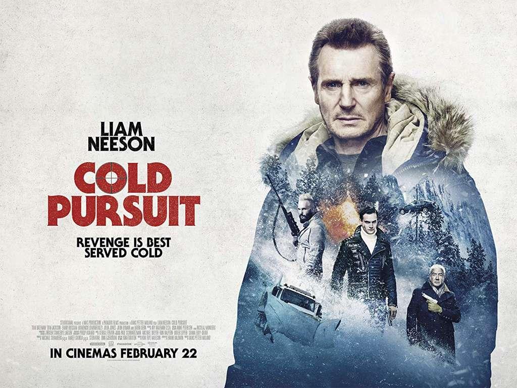 Ψυχρή καταδίωξη (Cold Pursuit) Movie