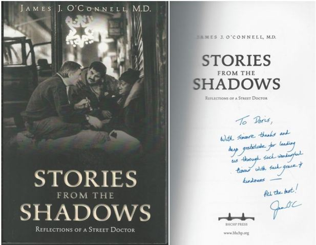Stories From the Shadows: Reflections of a Street Doctor, James J. O'Connell