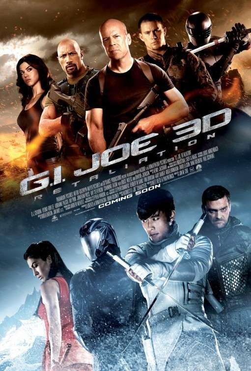 Poster G.I. Joe Retaliation (2013) Full HD Movie Download Dual Audio Hindi 720p