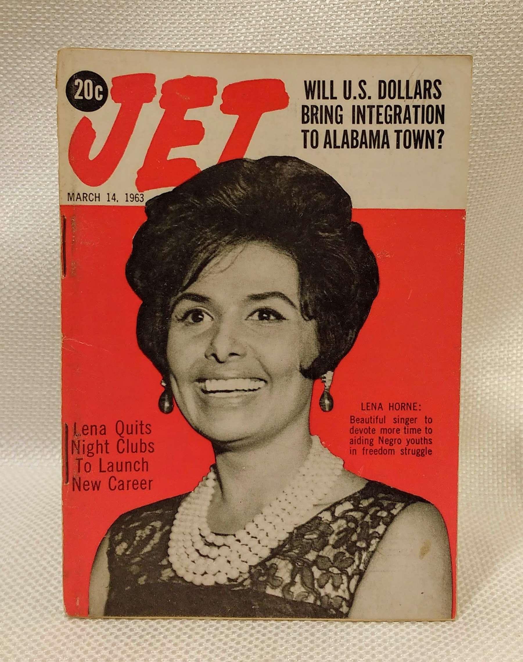 Jet Magazine March 14, 1963