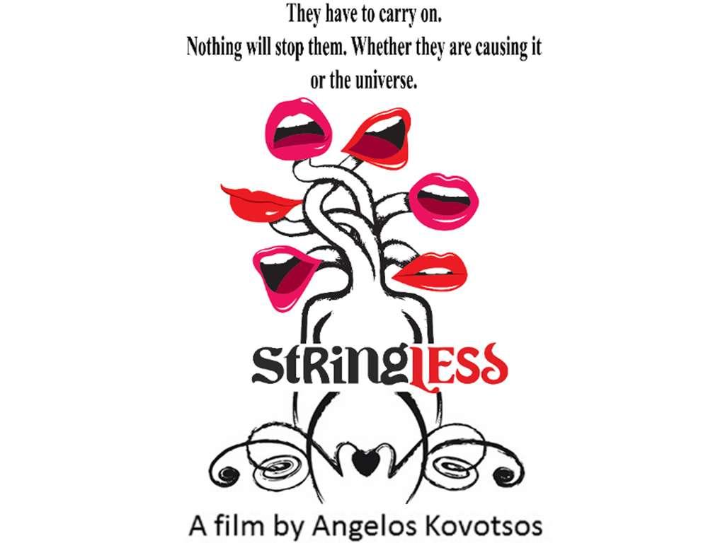 Στρίγγλες (a.k.a. StringLESS) Poster Πόστερ