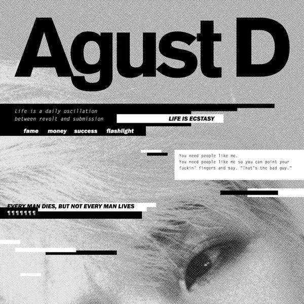 Download [Album] Agust D – Agust D [Mixtape] (MP3 + iTunes