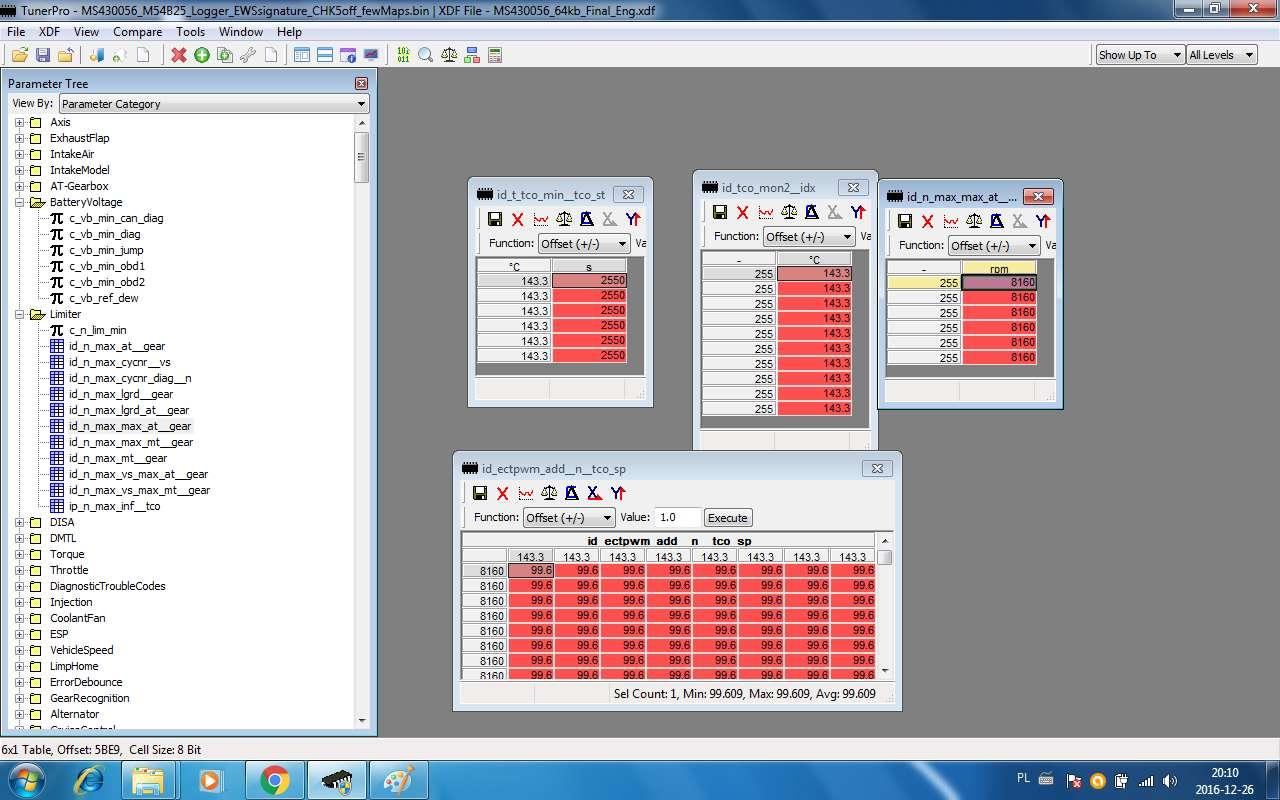 MS43 TunerPro xdf file? Feature request - E46Fanatics