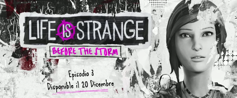 Life is Strange Before the Storm - L'inferno è vuoto