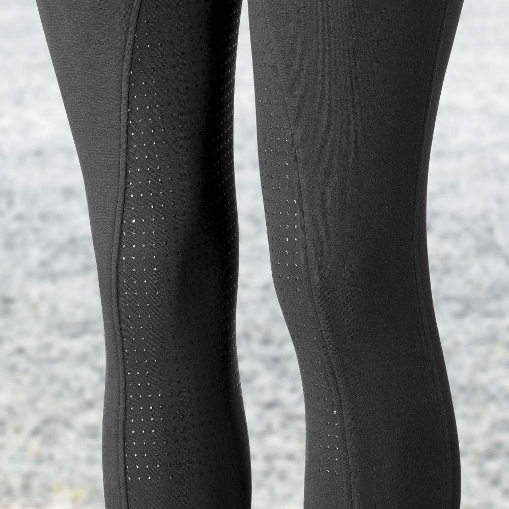 Horze-Women-039-s-Active-Silicone-Grip-Full-Seat-Riding-Breeches-Elastic-Leg-Bottoms thumbnail 32