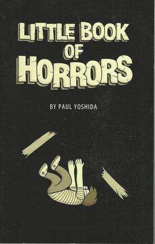 Little Book of Horrors Comic, Paul Yoshida