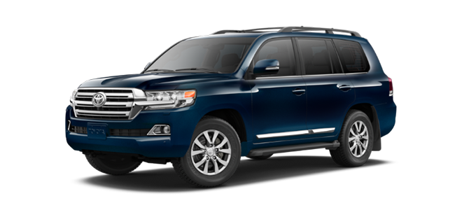 Toyota Land Cruiser at Beechmont Toyota