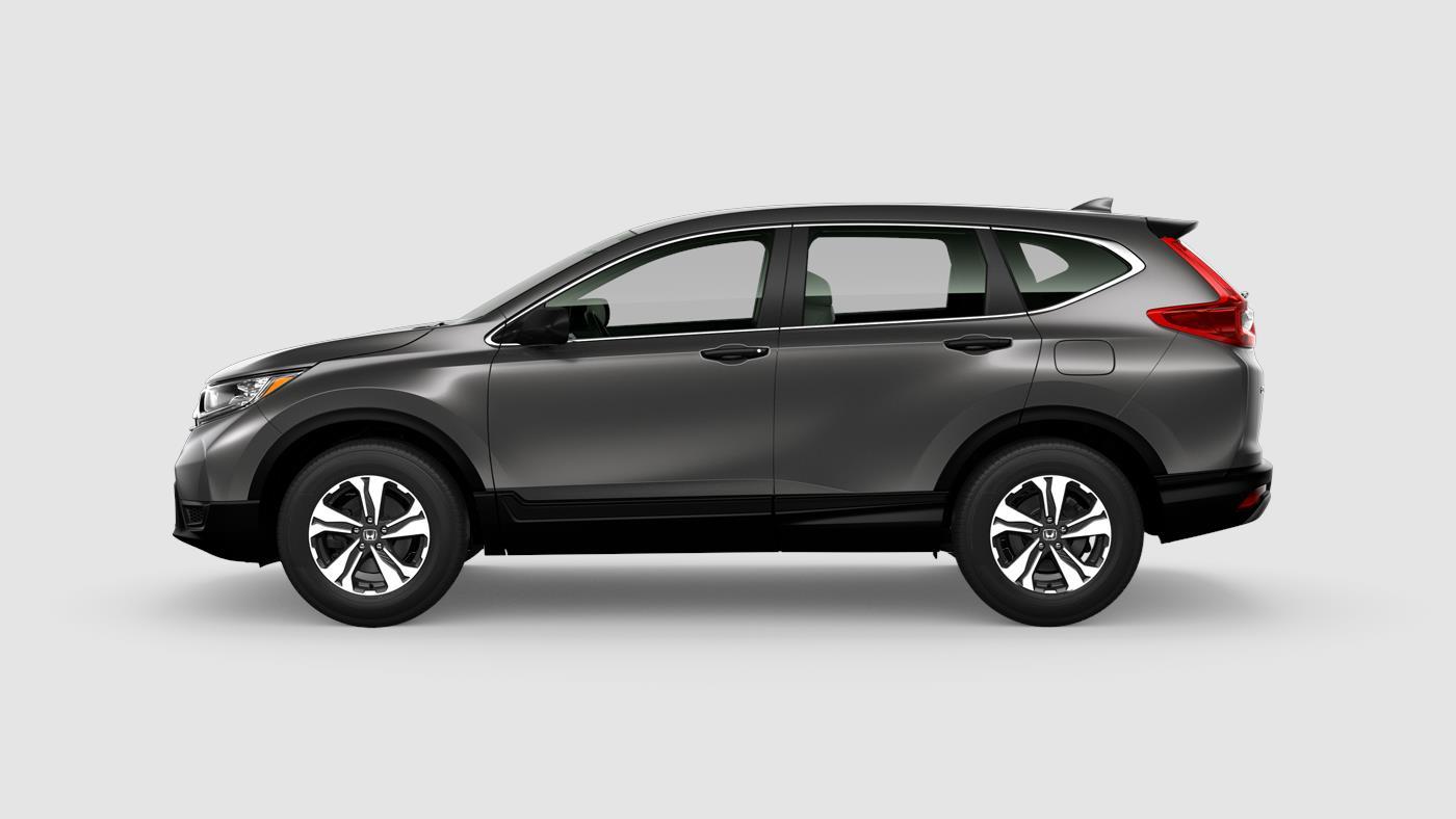 2018 Honda CR-V LX in Modern Steel