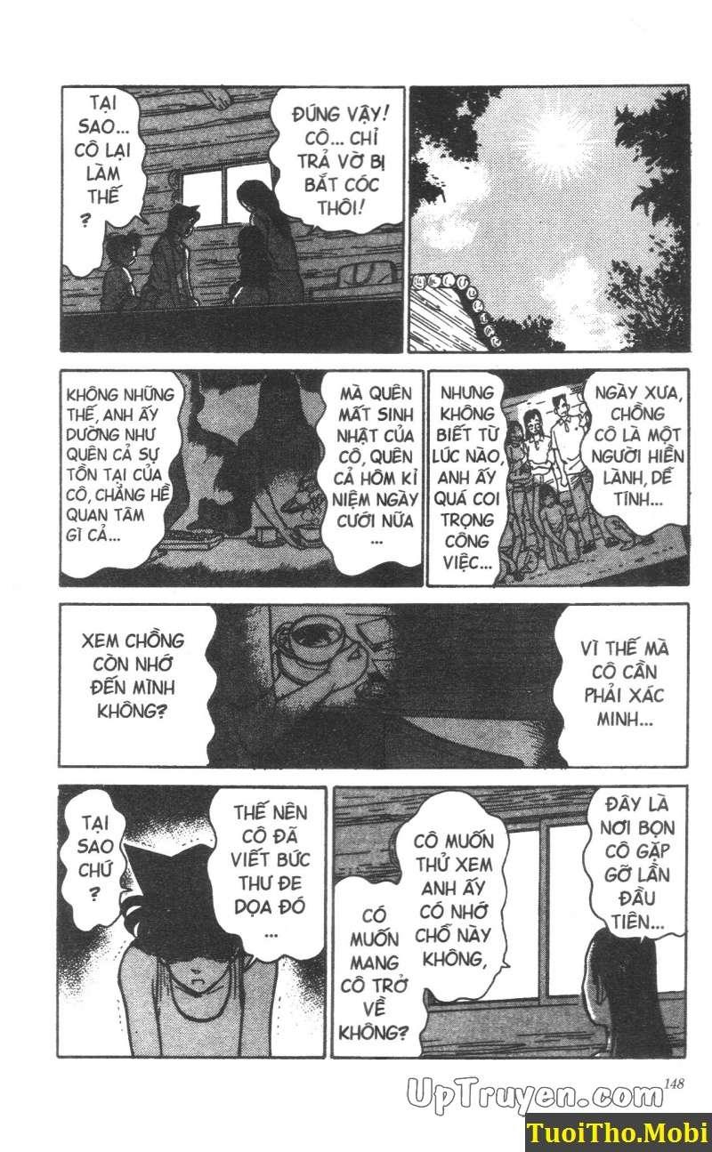 đọc truyện Conan bộ đặc biệt chap 16 trang 15