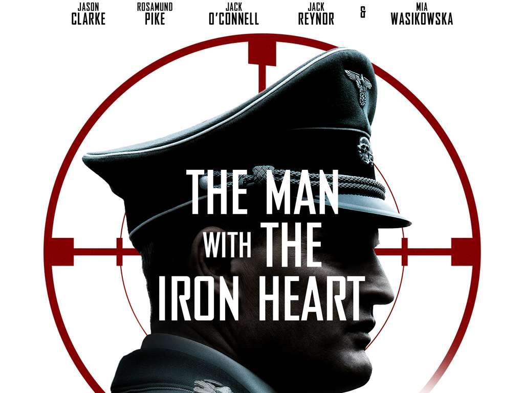 Ο Στόχος (The Man With the Iron Heart) Quad Poster Πόστερ