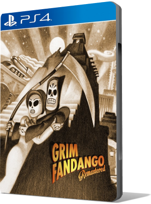[PS4] Grim Fandango Remastered (2015) - FULL ITA