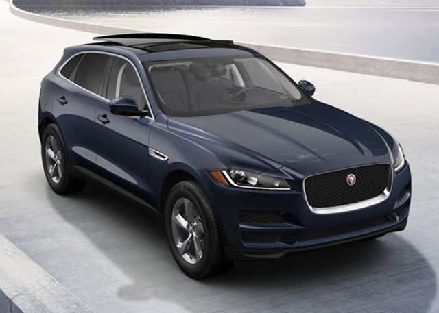 2018 F-PACE 25T Premium AWD (Loaner) Lease Deal in Louisville Kentucky