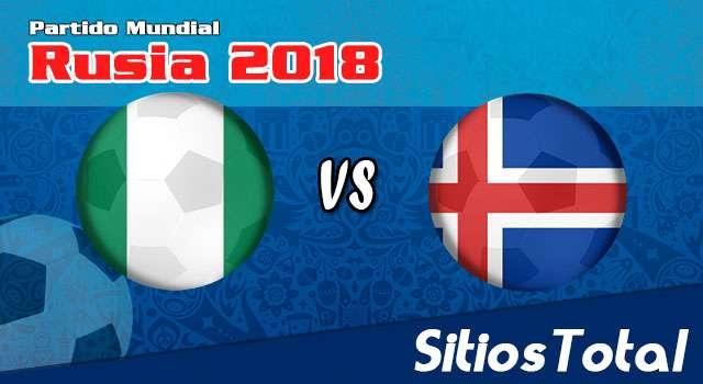 Ver Nigeria vs Islandia en Vivo – Mundial Rusia 2018