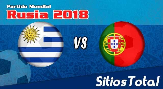 Ver Uruguay vs Portugal en Vivo – Mundial Rusia 2018