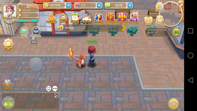Pokemon Le Vrai Enfin Sur Android Jeux Video Android Seulement Phonandroid Com