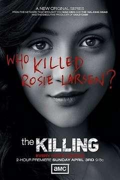 The Killing 1.Sezon Türkçe Dublaj BRRip indir