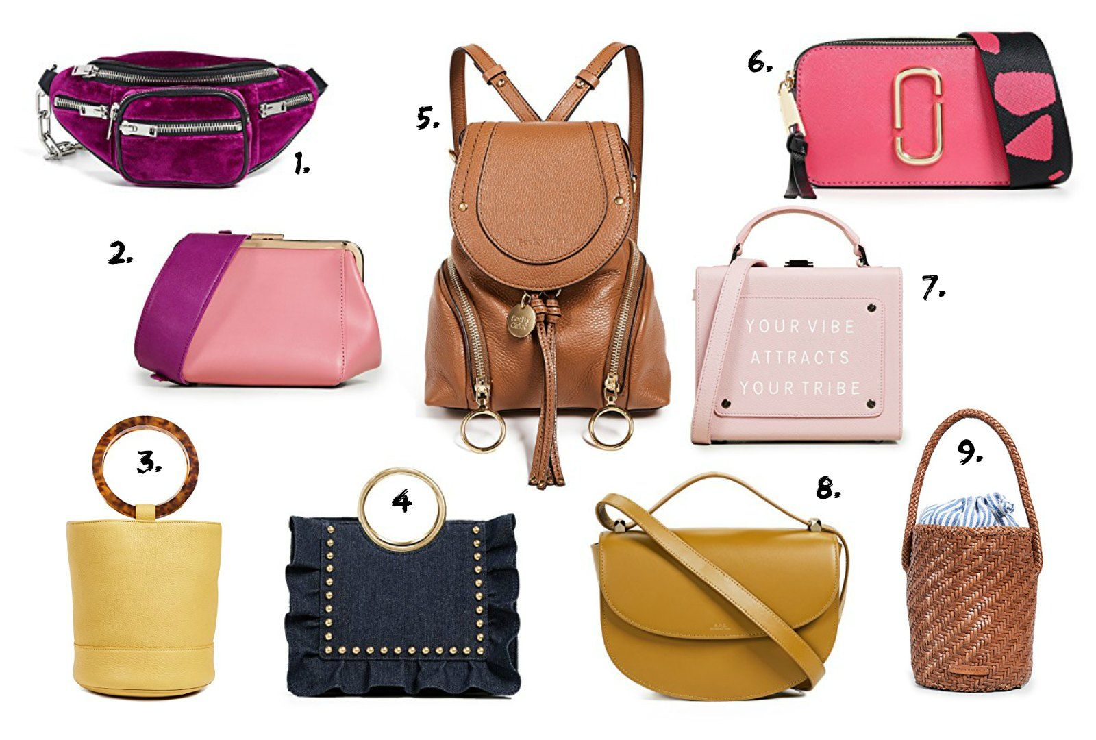 Shopbop Handbag Edit