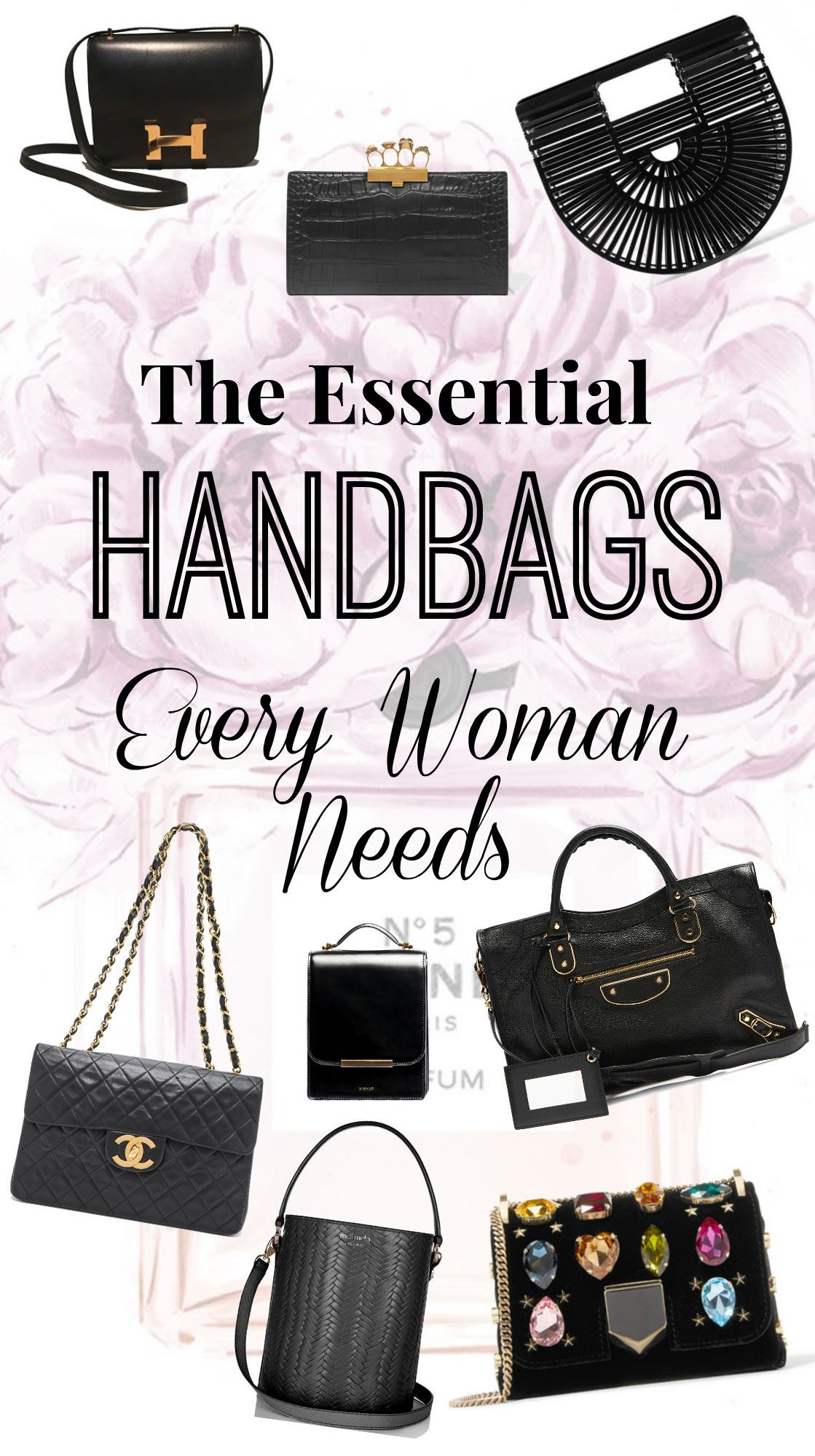 The Essential Handbags Every Woman Needs