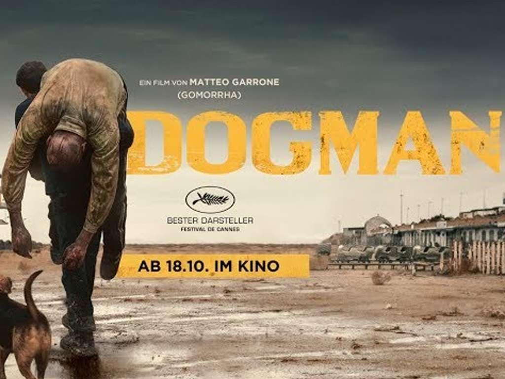 Dogman Poster Πόστερ Wallpaper