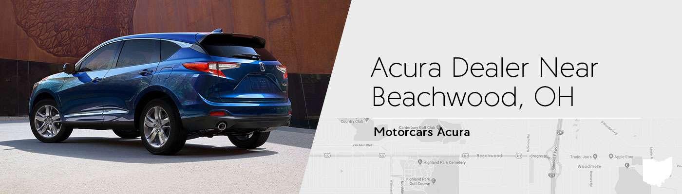 Motorcars Acura Serving Beachwood, OH