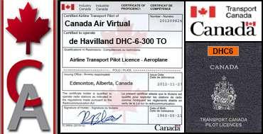 de Havilland Canada DHC-6-300 Twin Otter Certification Flight