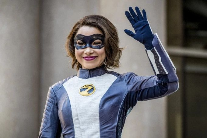 My Geeky Geeky Ways: The Flash Episode Guide: Season 5, Episode 1 - Nora