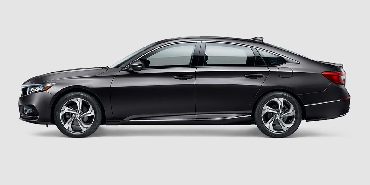 2018 Honda Accord EX in Modern Steel