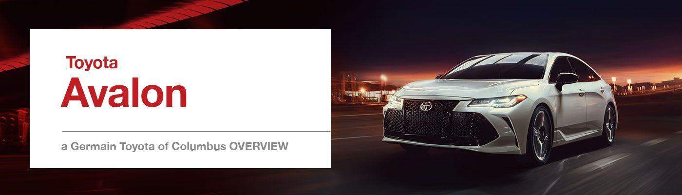 Toyota Avalon Model Review